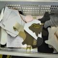 Aus rund 200 Teilen soll ein Schuh entstehen