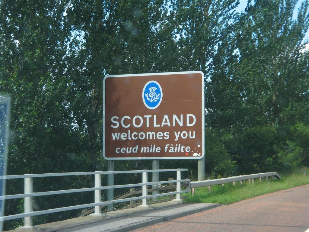 Impressionen aus Schottland