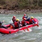 Samsung Fitness Camp 2014 - Tag 2: Rafting, Bergwanderung, Kegeln