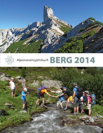 BERG 2014 – Das Alpenvereinsjahrbuch