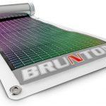 Mobile Stromversorgung : Brunton SolarRoll