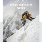 Kostenloses eBook - Bergsicherheits-Guide