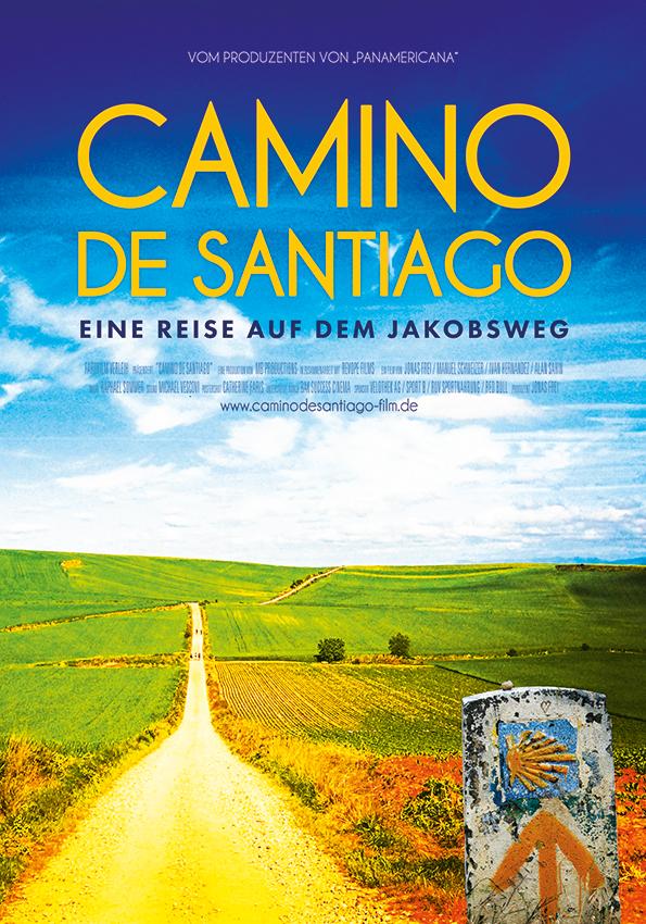 CAMINO DE SANTIAGO – ab 4. Juni 2015 in den deutschen Kinos