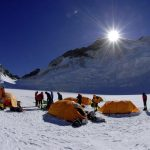 GORE-TEX Experience Tour - Expeditions-Camp in den Alpen mit Ralf Dujmovits