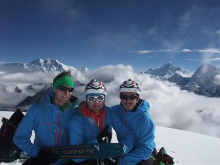 Cho Oyu Expedition – Episode 6 : Mera Peak