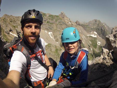 City to Summit – Das Vater-Sohn-Abenteuer vor der Tür