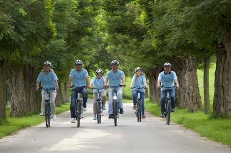 RWE Deutschland geht wieder mit E-Bikes on Tour