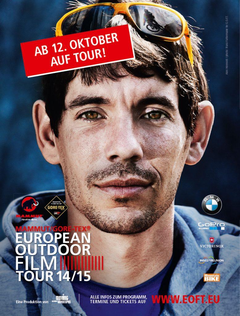European Outdoor Film Tour 14/15