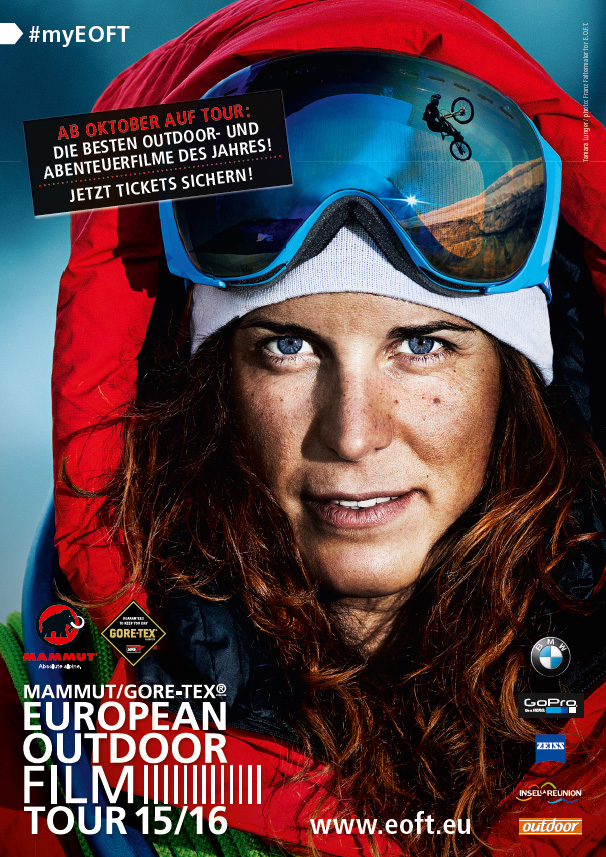 European Outdoor Film Tour 15/16