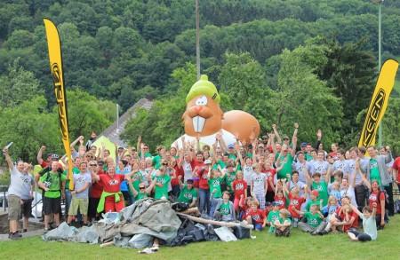 Envirotreks 2013 - Große Müllsammelaktion mit viel Outdoor-Spaß