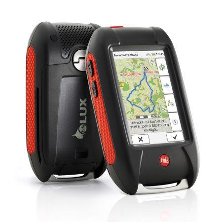 Neue LUX 22 und 32 Outdoor Navigationsgeräte von Falk ab sofort erhältlich