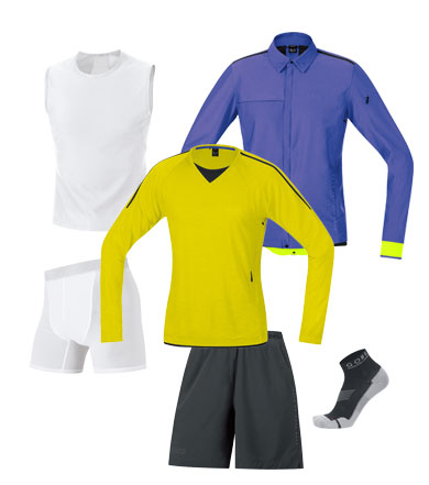 URBAN RUN - COOL Outfit System