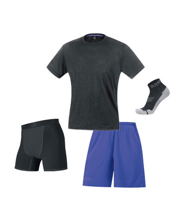 URBAN RUN - WARM Outfit System