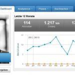 Garmin Connect - Sportaktivitäten analysieren, planen und weitergeben