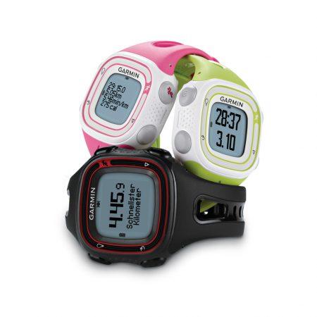 Garmin Forerunner 10 - Unkomplizierte GPS-Laufuhr für Hobbyläufer