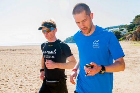 Trailrunning mit Sébastien Camus an der spanischen Küste
