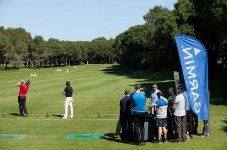 Golf spielen mit der Garmin Approach Serie