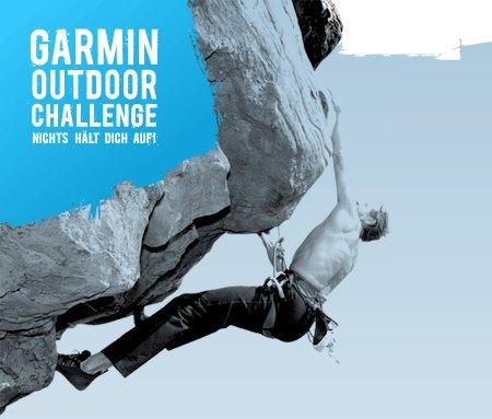 Garmin Outdoor Challenge