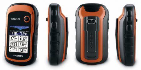 Garmin eTrex-Serie 2011 mit drei neuen Modellen