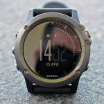 Garmin fenix 3 GPS-Multisportuhr im Test