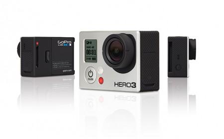 GoPro präsentiert die neue HERO3 Actionkamera