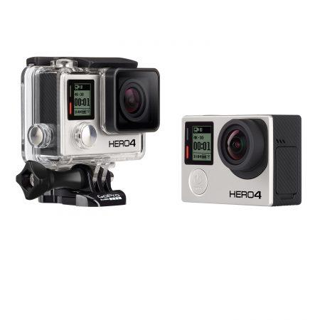 GoPro stellt die neue HERO4 Actioncam Serie vor
