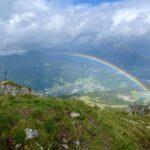 Wanderung von Lermoos zum Grubigstein (2.233 m)