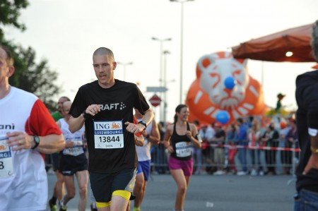 ING Night Marathon 2013