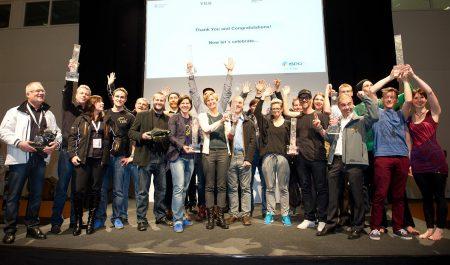 Wavegarden Overall Winner bei ISPO BRANDNEW 2012