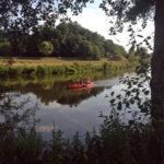 Im Kanu von Bollendorf über Echternach nach Minden