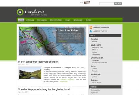 Blog Vorstellung #16 : Landlinien