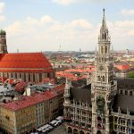 Besichtigung von München und Besuch der ispo