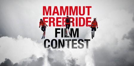 Gewinne dein Outfit beim MAMMUT Freeride Film Contest