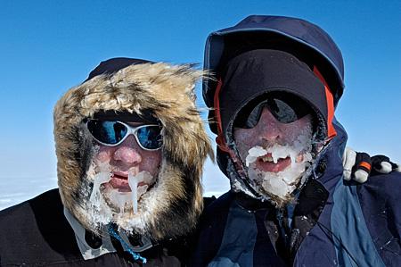 Tipps zur Fotografie auf Wintertouren