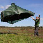 Nordisk – Voll ausgerüstet mit Zelt, Schlafsack und Matte bei weniger als 1.500 g