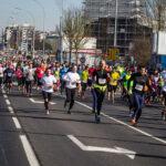 Bestzeit zum Auftakt der Straßenlauf Saison beim Postlaf 2015