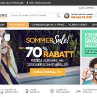 Shop Vorstellung : SmartBuyGlasses