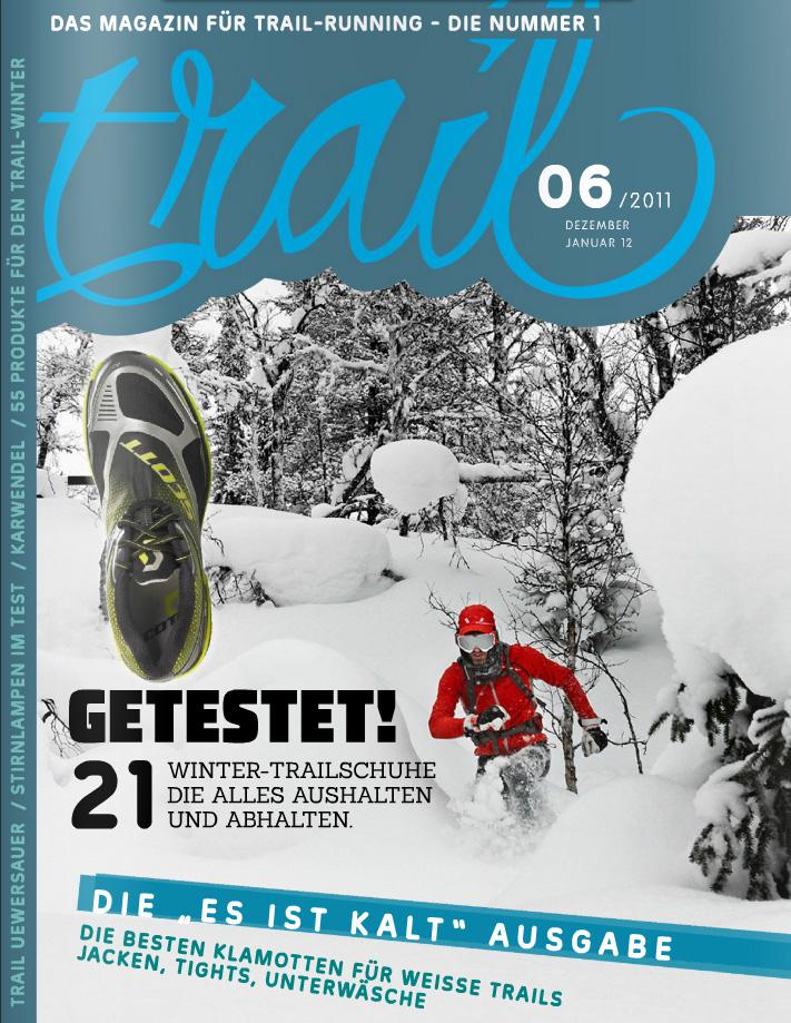 TRAIL - Das Magazin für Trail Running