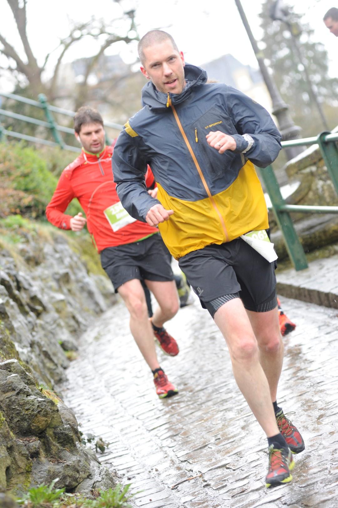 La Sportiva Hail Jacket beim DKV-Urban Trail 2015