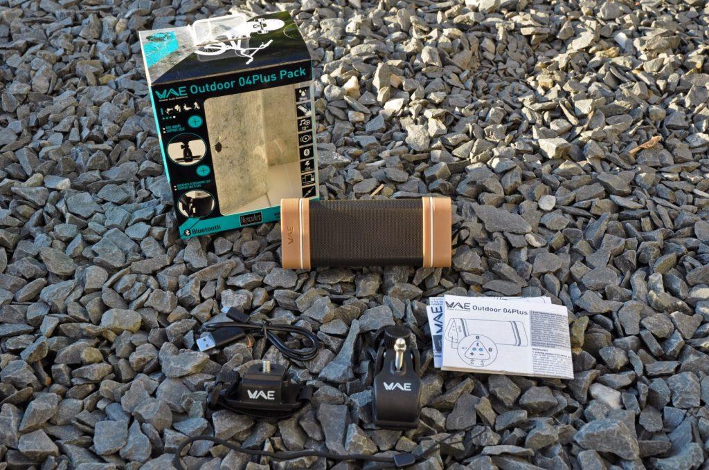 WAE Outdoor 04Plus Pack