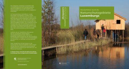 Kostenloser Wanderführer durch die Naturschutzgebiete Luxemburgs