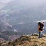 Wandern und Trekking mit Babys und Kleinkindern