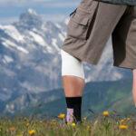 Mit diesen Tipps schont man seine Gelenke beim Wandern