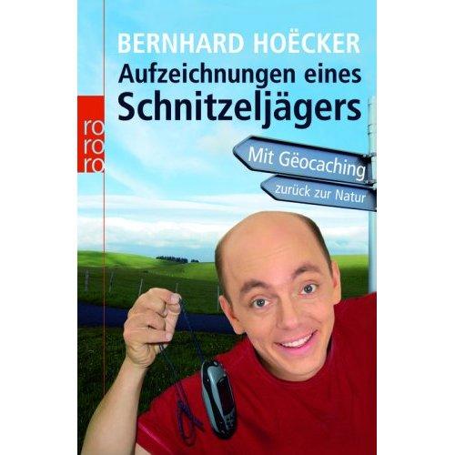 Bernhard Hoëcker ist Geocacher