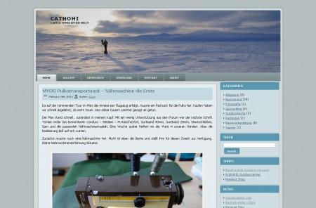 Blog Vorstellung #11 : CATHOHI