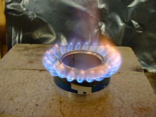 Beverage-can stove – Der DIY Kocher