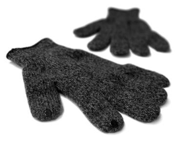 iPhone mit Handschuhen bedienen