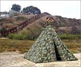 Zelte zum Anziehen