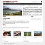 Das Fjällräven Classic Blog