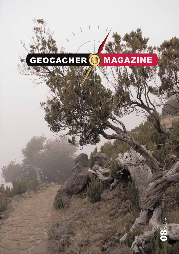Das neue Geocacher Magazin